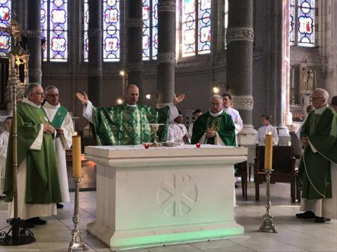Messes de rentrée – Dimanche 12 septembre à 10h30 à l'église de Ligné – Dimanche 19 septembre à 10h30 à l'église de Nort-sur-Erdre.