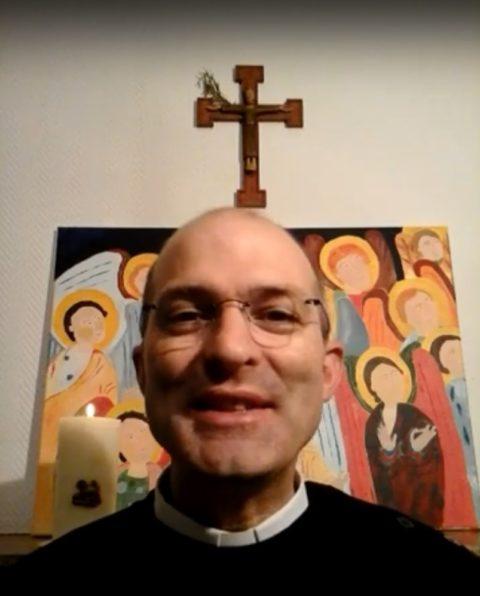 Message du Père Augustin Drillon, mardi 1er décembre 2020