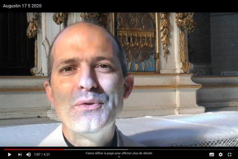 Message du Père Augustin Drillon, dimanche 17 mai 2020, 6ème dimanche de Pâques