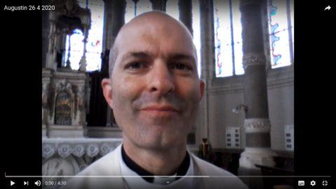 Message du Père Augustin Drillon, dimanche 26 avril 2020, 3ème dimanche de Pâques