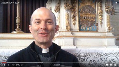 Message du Père Augustin Drillon, mercredi 29 avril 2020