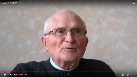 Message du Père Henri Groizeau, dimanche 3 mai 2020, 4ème dimanche de Pâques