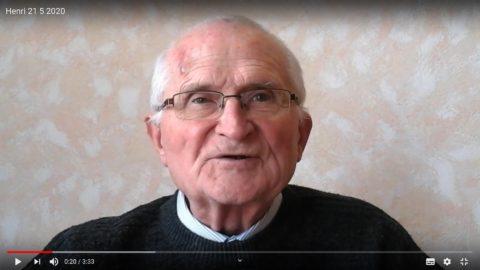 Message du Père Henri Groizeau, jeudi 21 mai 2020, Fête de l'Ascension