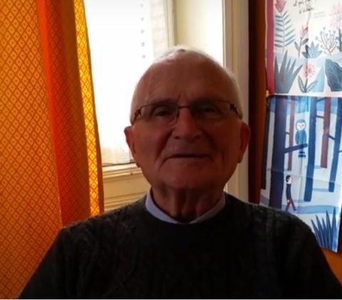 Message vidéo du Père Henri Groizeau, samedi 28 mars 2020
