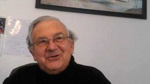 Message vidéo du Père Jean Provost, lundi 13 avril 2020, Lundi de Pâques
