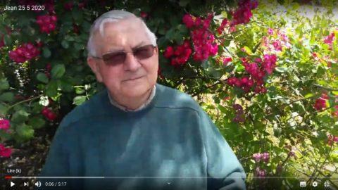 Message du Père Jean Provost, lundi 25 mai 2020