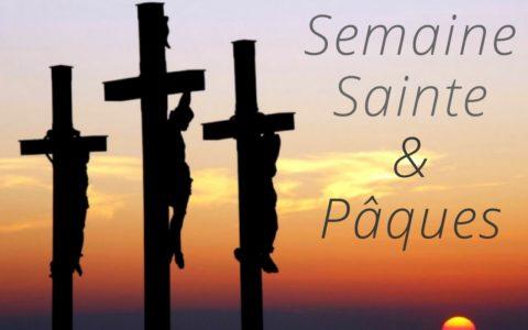 Propositions pour la Semaine Sainte