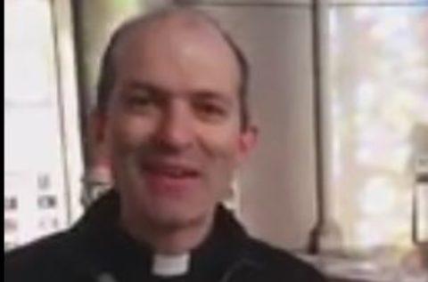 Message vidéo du Père Augustin Drillon, mardi 24 mars 2020